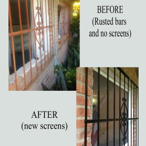Windows Before & After